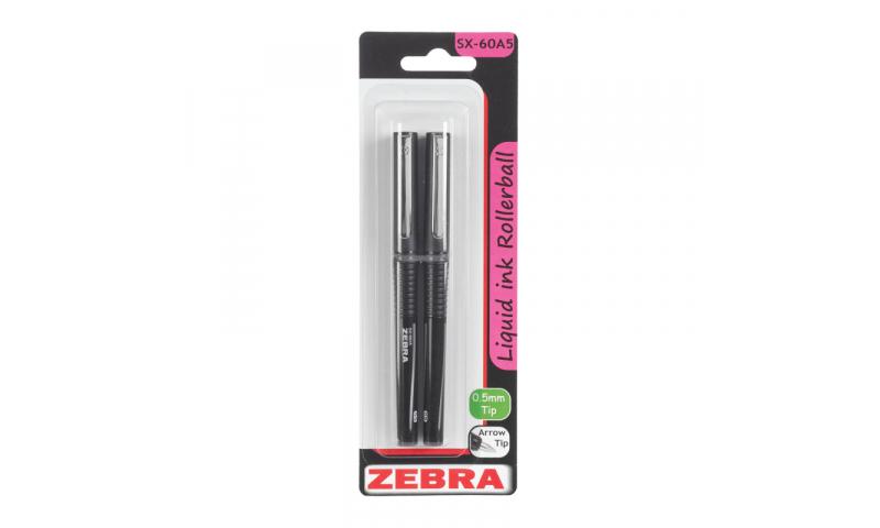 Zebra SX60 Carded 2 Black