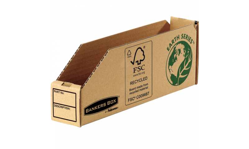 """Fellowes R-Kive Basics Recycled Card Parts Bin 2""""x 12"""" (New Lower Price for 2021)"""