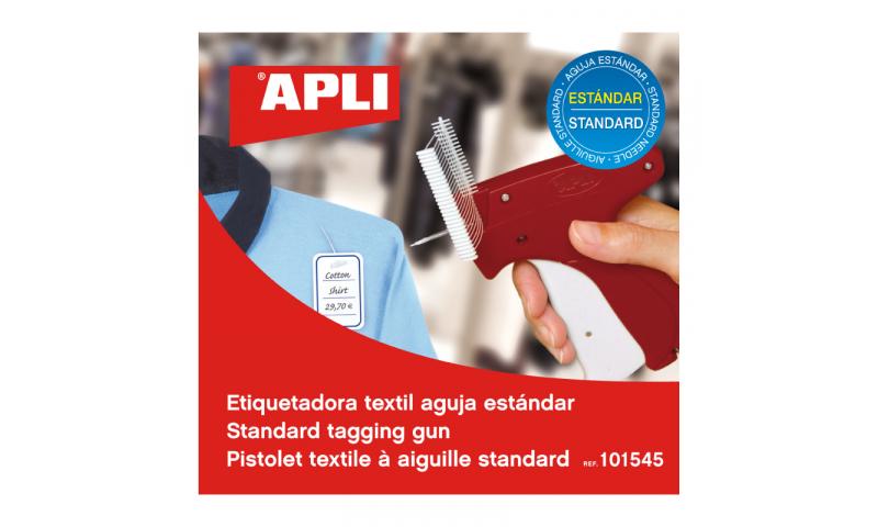 Apli Standard Needle Tagging Machine (New Lower Price for 2021)