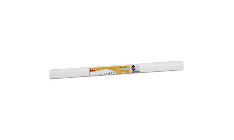 Apli Adhesive White Board in a Roll 0.45 x 2 m