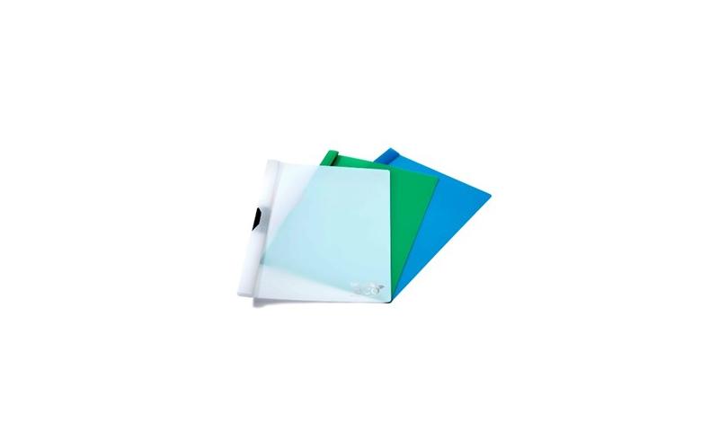 Rapesco Eco Clip File A4 (Pack = 10 Files) Assorted