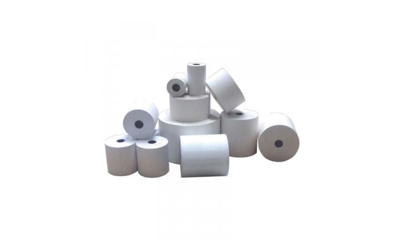 Apli Thermal Paper Rolls, 80x60 x 12mm , 8 Pack