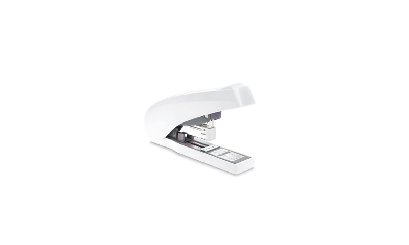 Rapesco ECO X5 - 90ps Less Effort Stapler - Soft White