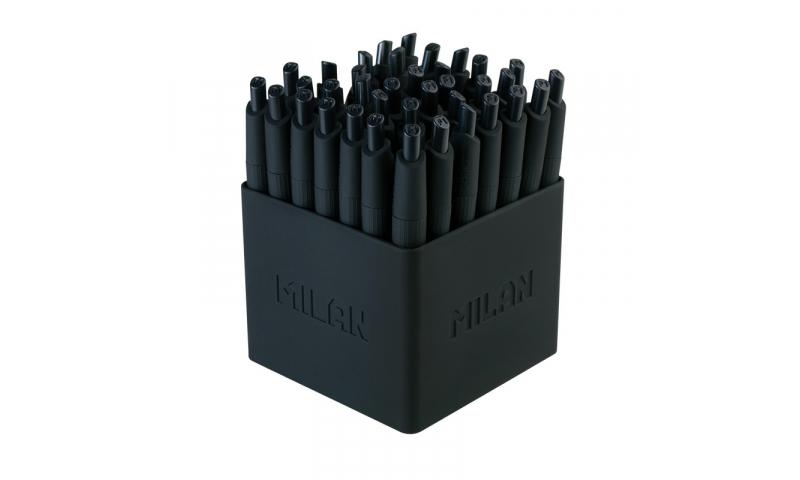 Milan Mini P1 Touch Ballpens - Black or Blue