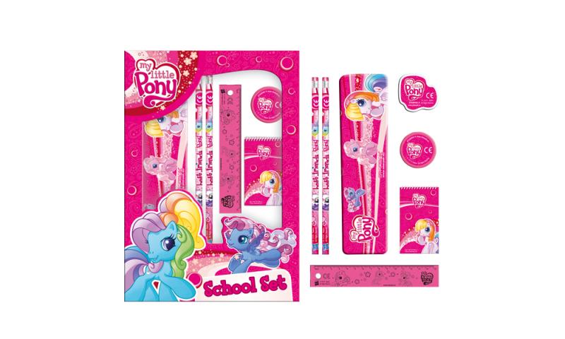 My Little Pony Large Stationery Set Boxed