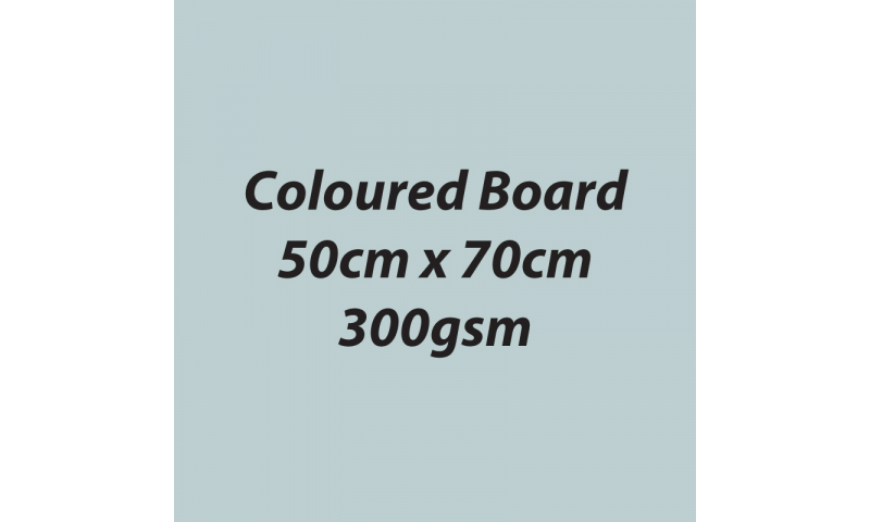 Heyda 100% Recycled Coloured Card  50x70mm 300 gsm barcoded 10 sh- Light Grey (New Lower Price for 2021)