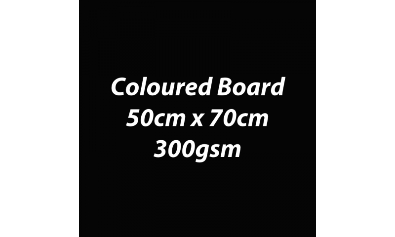Heyda 100% Recycled Coloured Card  50x70mm 300 gsm barcoded 10 sh- Black (New Lower Price for 2021)