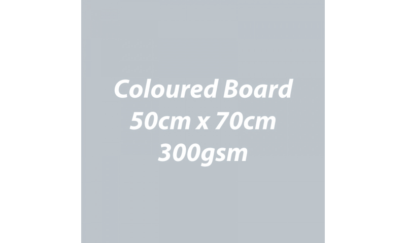 Heyda 100% Recycled Coloured Card  50x70mm 300 gsm barcoded 30 sh-Matt Silver