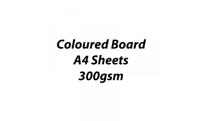 Heyda 100% Recycled Coloured Card  A4 300 gsm barcoded 50 sheet Pack, 40 colours to choose from (New Lower Price for 2021)