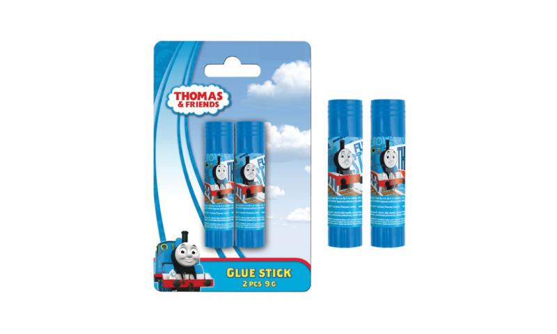 Thomas Glue Stick Twinpack, 9g