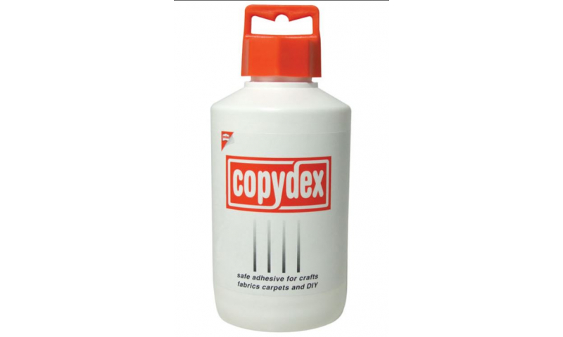 Copydex Strong Craft Glue Jumbo 500g Bottle ( New Lower Price for 2021)