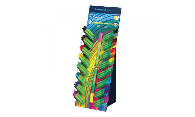 Schneider Link-it 5 Each x 16 Colours Per Style - Starter Pack