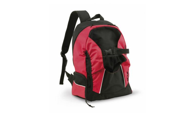 Freeway Multipurpose Backpack, Red/Black, 29 Litre