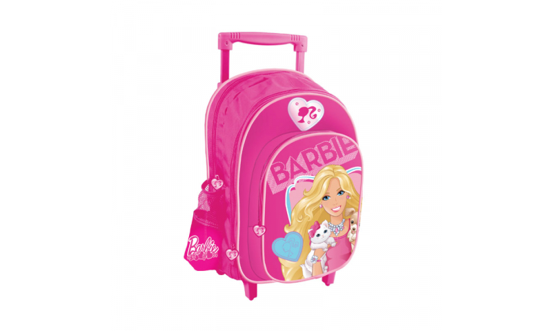Barbie Wheeled Trolley Bag, 38x30x17cm, 19.4 Litre Capacity. (New Lower Price for 2021)