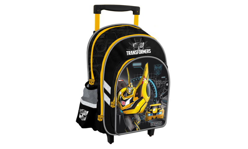 Transformers Large Wheeled Trolley Bag 38x30x17cm (New Lower Price for 2021)