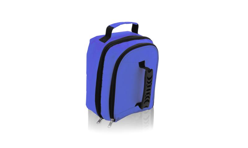 Cooler Bag 2 Compartment Lunch Box, 3 Asstd, 20 x 25 x 13.5cm