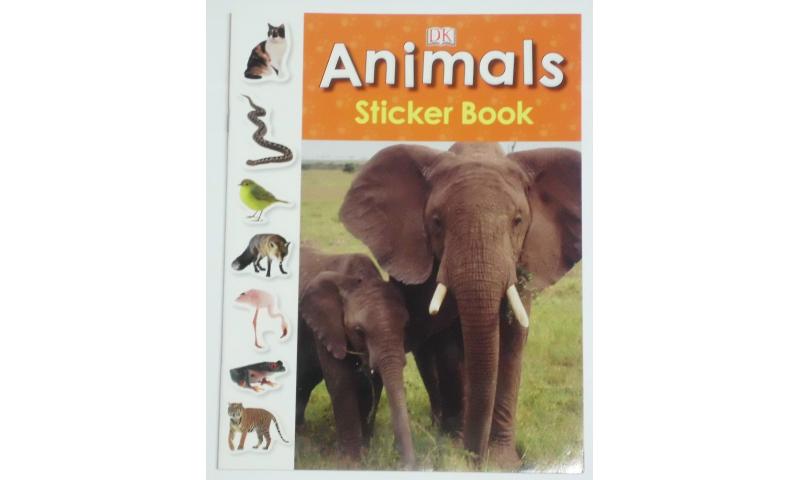 Childrens Books DK Animals Sticker Books: On Special Offer