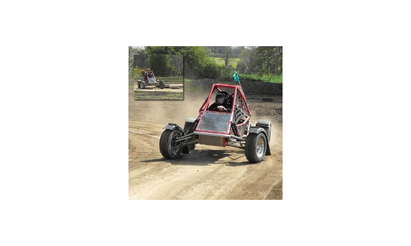 Off Road Buggy Racing Experience 2 Hour
