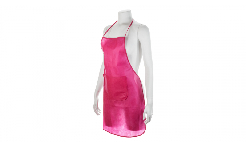 Non Woven Adult Apron - Wipable & Re-useable, 50 x 73cm