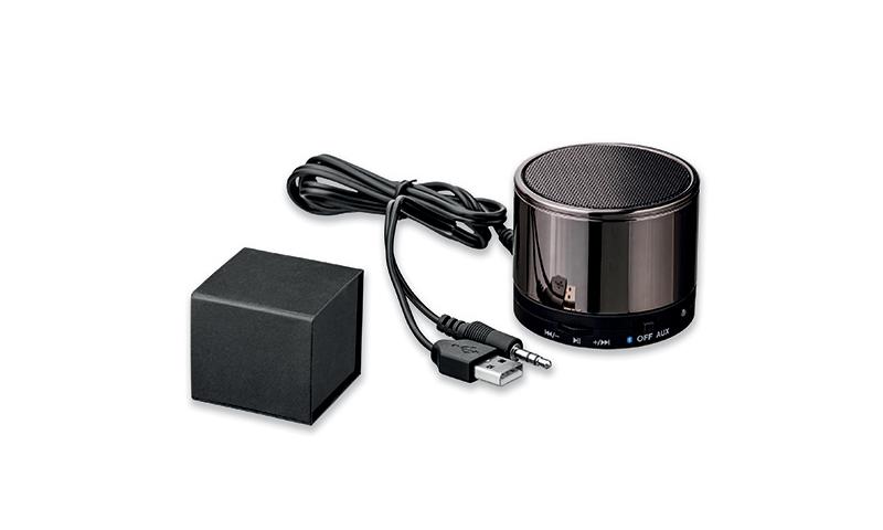 Branded Metal Bluetooth Speaker  BEAT