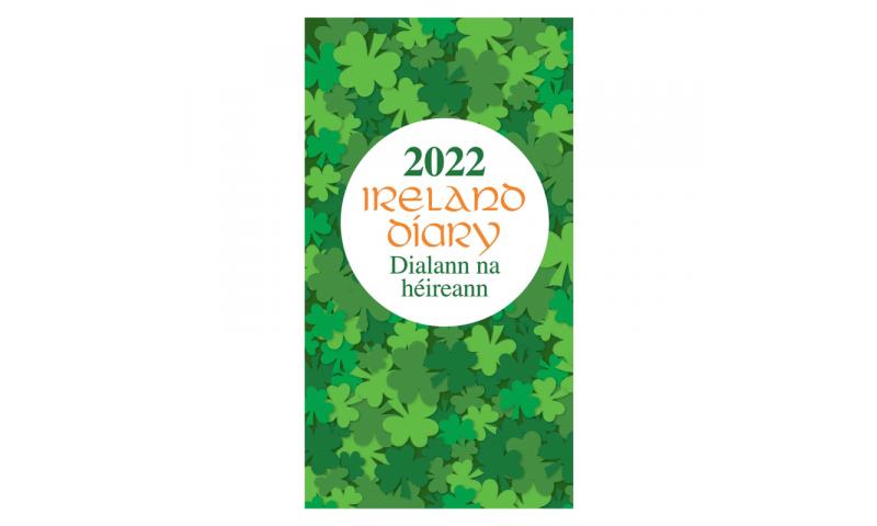 Slim Pocket Diary 2022 Week to View Ireland Design