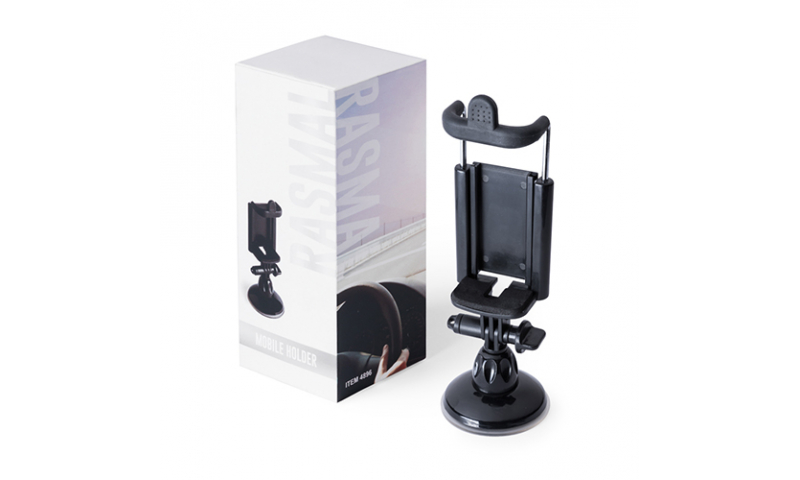Ëynsteyn Adjustable Suction Mount for mobile devices