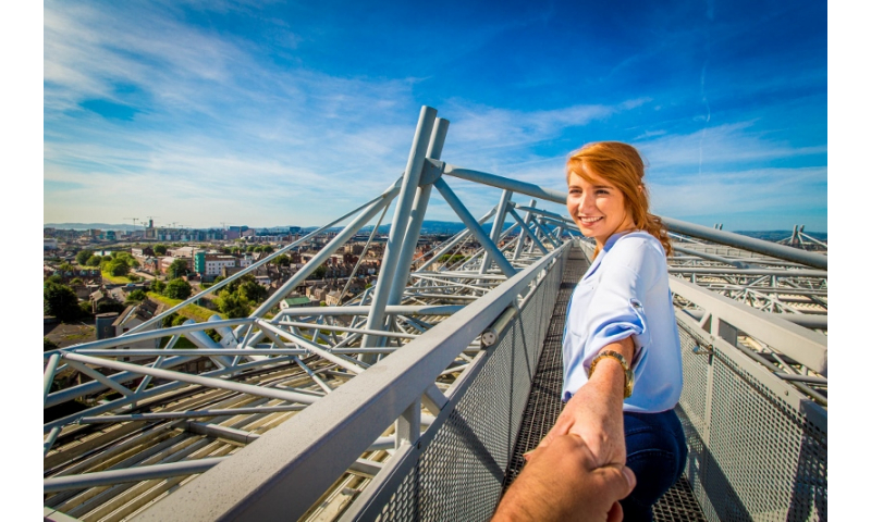 Croke Park Stadium Skyline Tour - 2 Adults & 3 Children