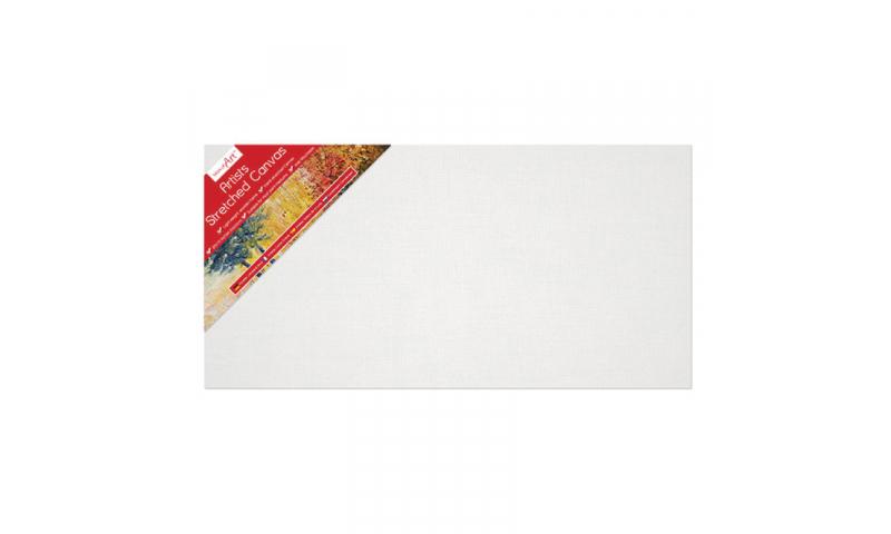 "ArtBox Unframed Panoramic Canvas Board 20x10"" (50x25cm)"