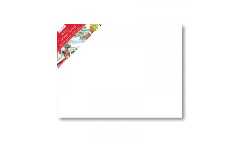 """ArtBox Unframed Canvas Board 24x18"""" - 60cm x 45cm"""