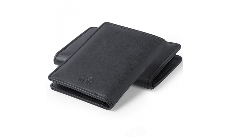 Santini Soft PU Credit Card Wallet with RFID Protection built in