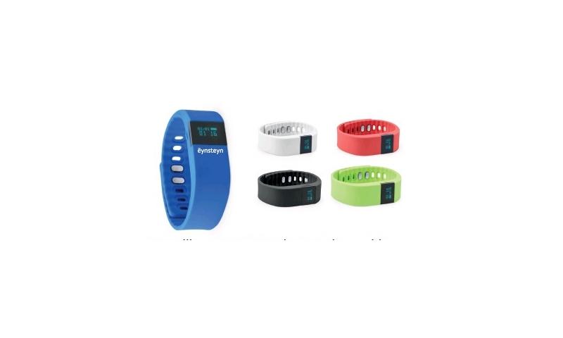 Ëynsteyn Silicon Strap Digital Smartwatch, USB Chargeable, Asstd Colours