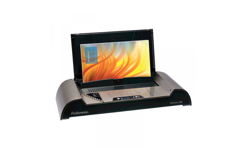 Fellowes Helios 60 Thermal Binding Machine, Office Model Heavy Duty. (New Lower Price for 2021)