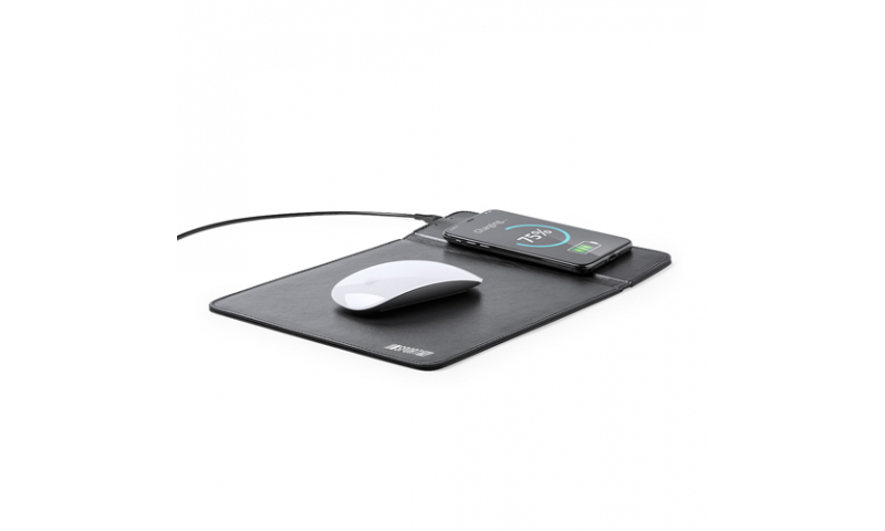 Ëynsteyn Charger Mousepad, 1000mA Charging, Micro USB Inc, Non Slip Base & Smartphone Holder