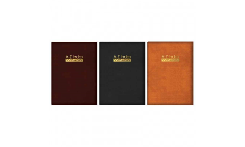 Just to Say Large Executive A-Z Address Book