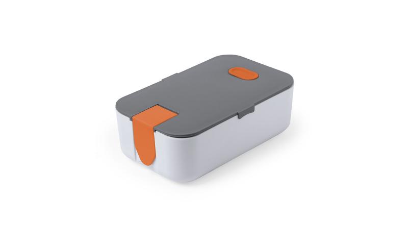 BPA Free PP Lunch Box Set, 4 Asstd, 19 x 6.6 x 12cm