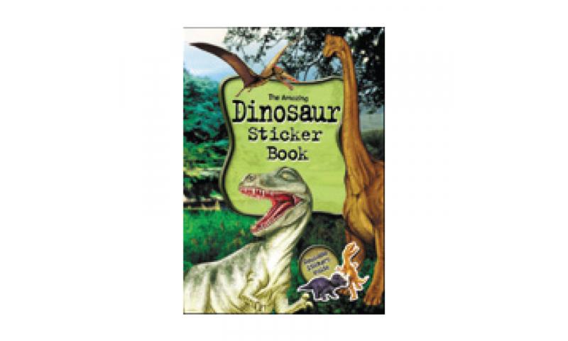 Childrens Books Childrens Books Dinosaur Sticker Book