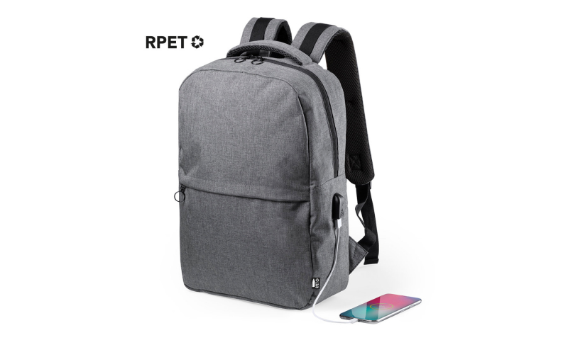 Freeway Business & Student Backpack, Recycled PET Material, 16 Litre, 2 Asstd