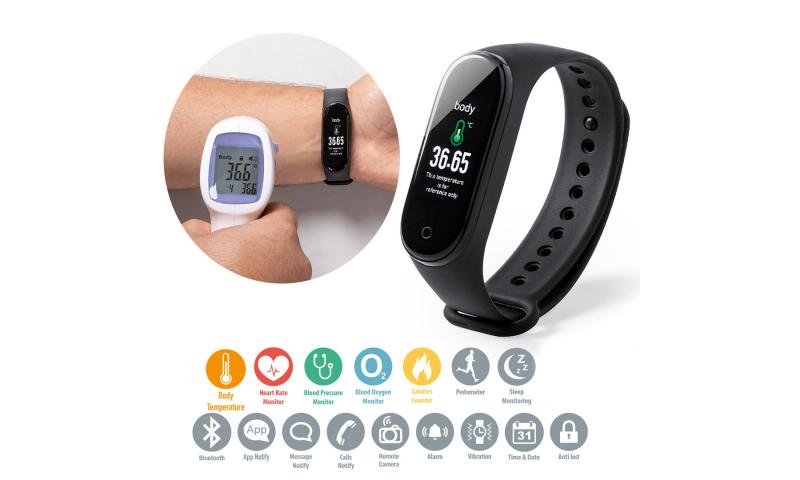 Multifunction Smart Medical & Time Bracelet