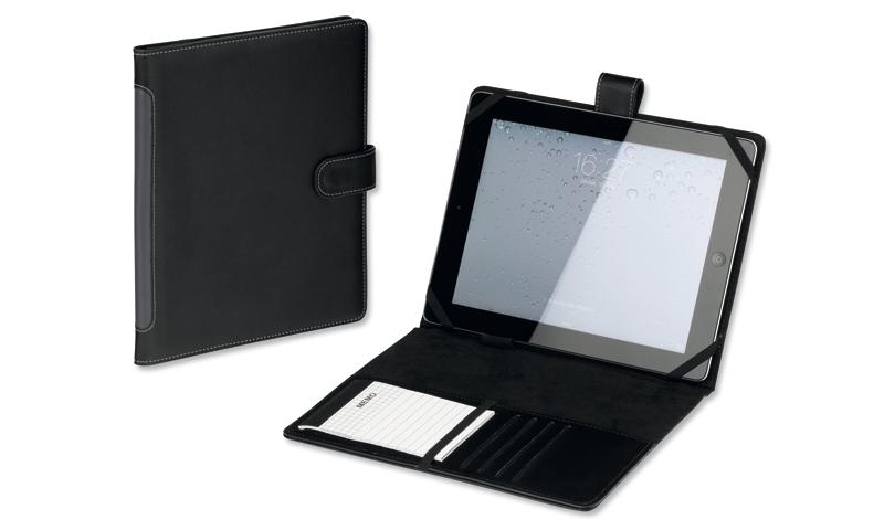 Santini Tablet Case from imitation Leather 2 Asstd, 21x25x2,5cm