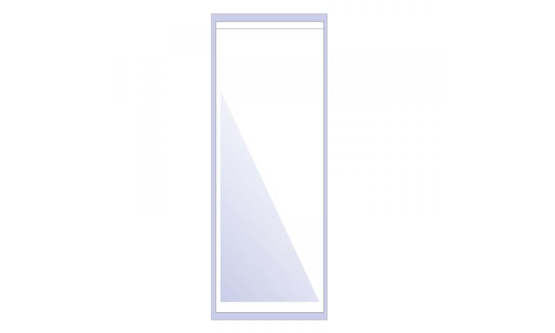 Flipfile Self Adhesive Index Pockets, 50x310mm, Max Insert Size 47x307mm