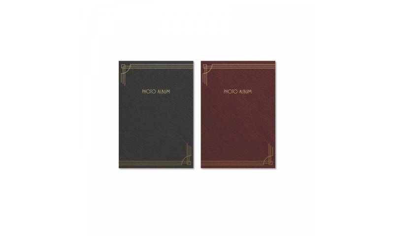 Traditional Photo Album with 40 Self Adhesive Pages to fit all sizes (New Lower Price for 2021)