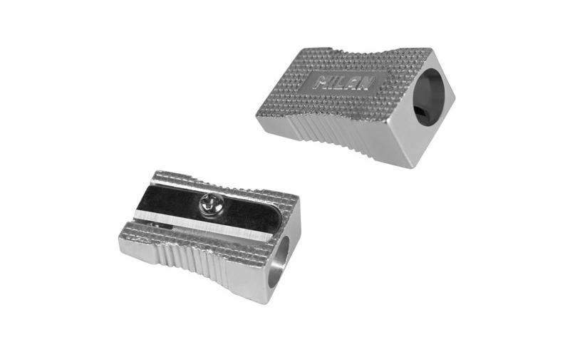 Milan Metal Aluminium Single Sharpeners (New Lower Price for 2021)
