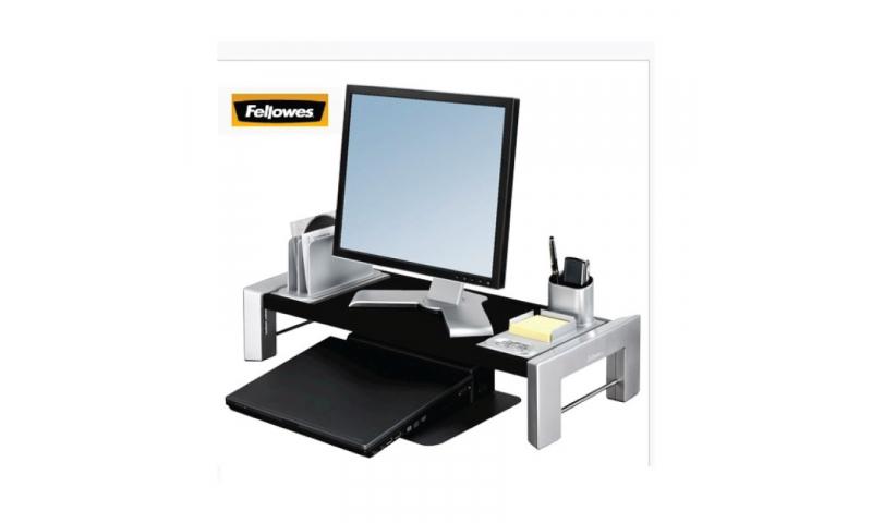 Fellowes Flat Panel Workstation & Laptop Slick Slide