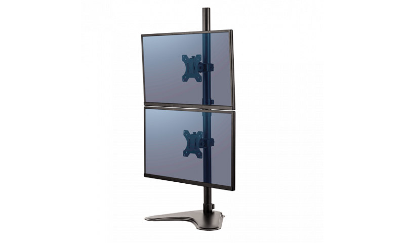 Fellowes Professional Series Freestanding Dual Stacking Monitor (New Lower Price for 2021)