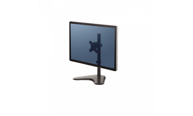 Fellowes Professional Series Freestanding Single Monitor Arm (New Lower Price for 2021)