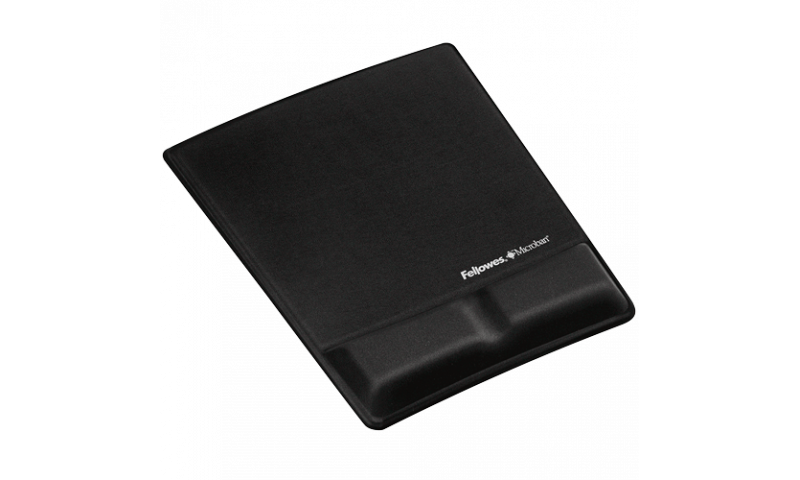 Fellowes Health-V Mouse Pad Wrist Support with Microban® protection (New Lower Price for 2021)
