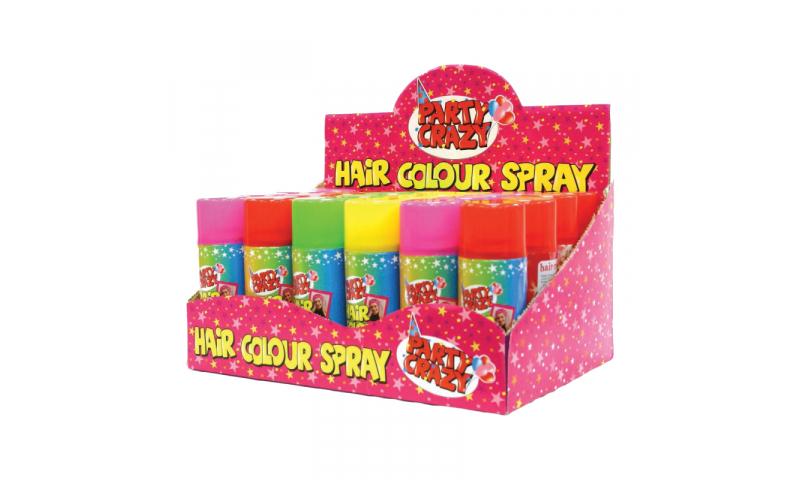 ArtBox Colour Hair Spray Can - Asstd Colours