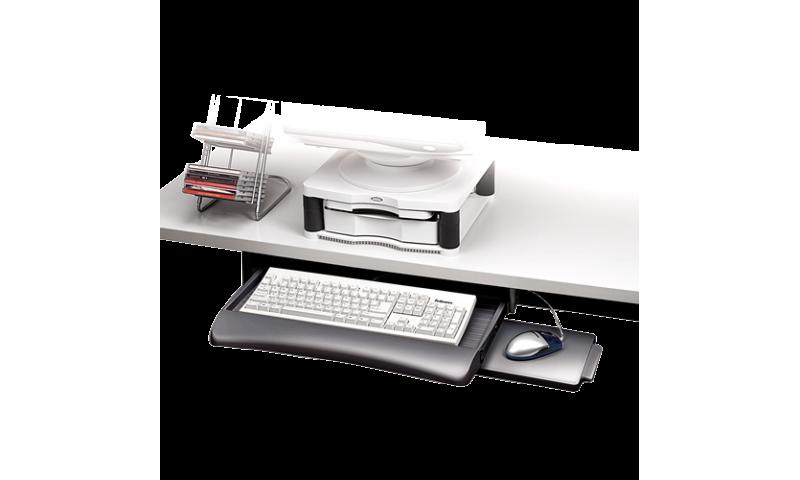 Fellowes Underdesk Keyboard Drawer (New Lower Price for 2021)