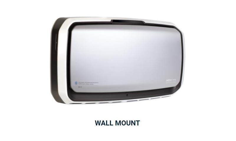 AeraMax Pro AM4 Air Purifier - Wall or Floor Mount with Envirosmart Technology 55-130m2