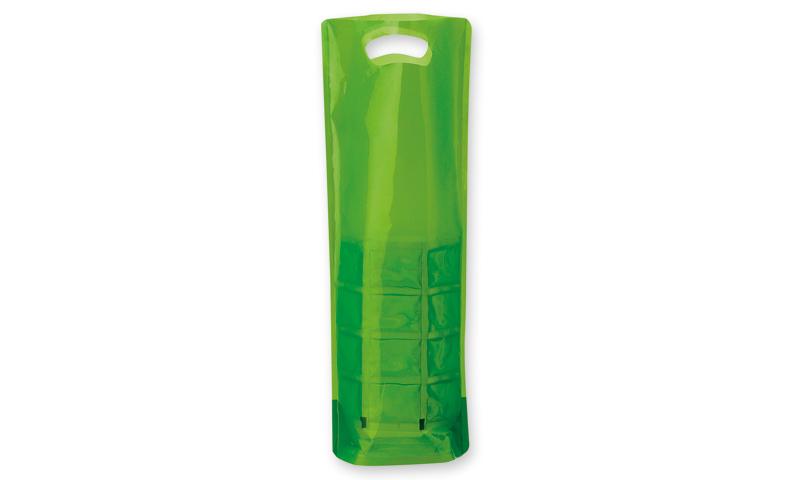 COOLIT Branded Plastic Cooling Cover For 1 Wine Bottle